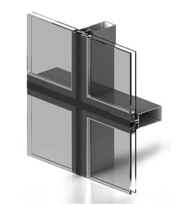 fachada de vidro stick 1