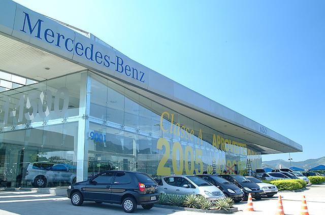 Ago/Mercedez Benz