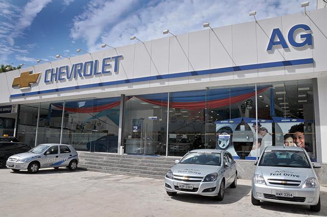 Concessionária Chevrolet Barrinha